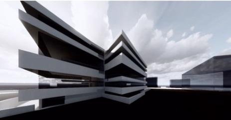 proiect concept bloc locuinte Eliade-