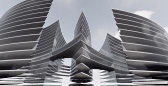 Proiect concept Smart City Flower of Life 10