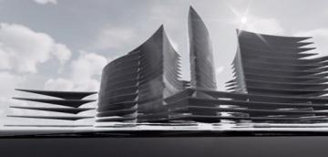 Proiect concept Smart City Flower of Life 12