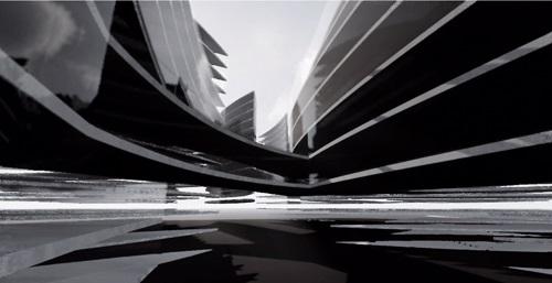 Proiect concept Smart City Flower of Life 16