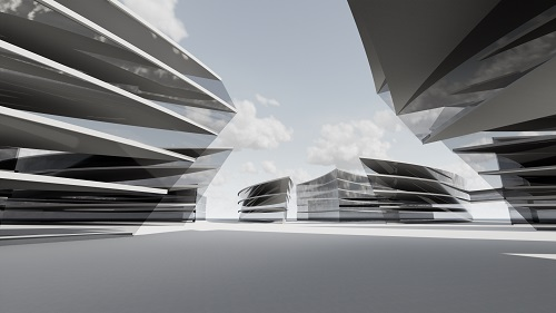 Proiect concept Smart City Flower of Life 19
