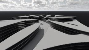 Proiect concept Smart City Flower of Life 20