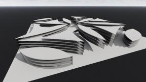 Proiect concept Smart City Flower of Life 21
