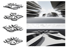 Proiect concept Smart City Flower of Life 23